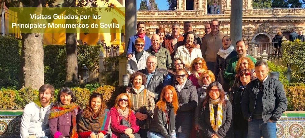Grupo Alcazar sevilla