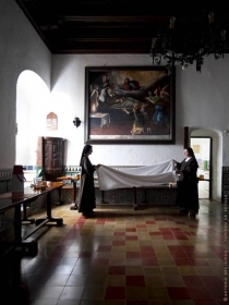 los secretos del convento