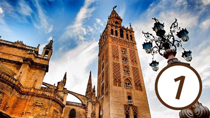 Qué ver en Sevilla, visitas guiadas por expertos de Conoce Mi Ciudad