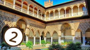 Visita exclusiva al Alcázar de Sevilla