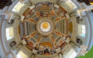 Cúpula Iglesia de San Luis de los Franceses