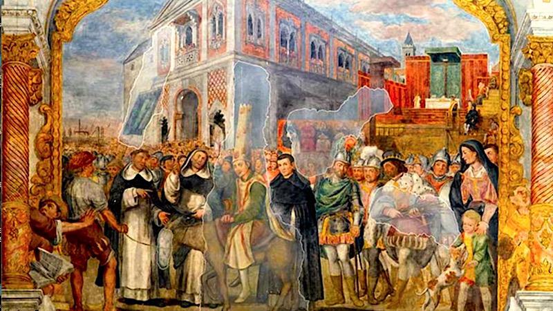 Ocaso de la Santa Inquisición española